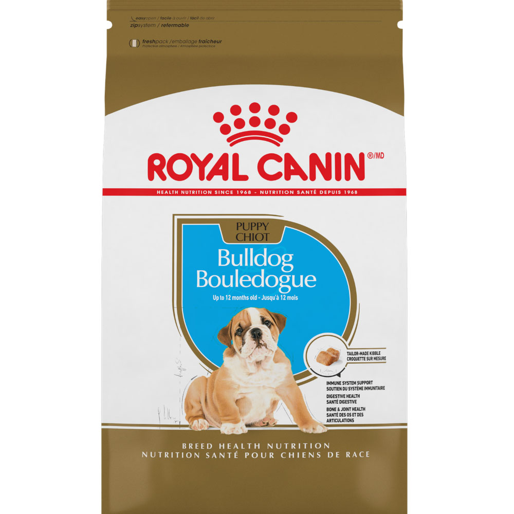 Alimento Royal Canin Bulldog Puppy / Cachorro Bulldog
